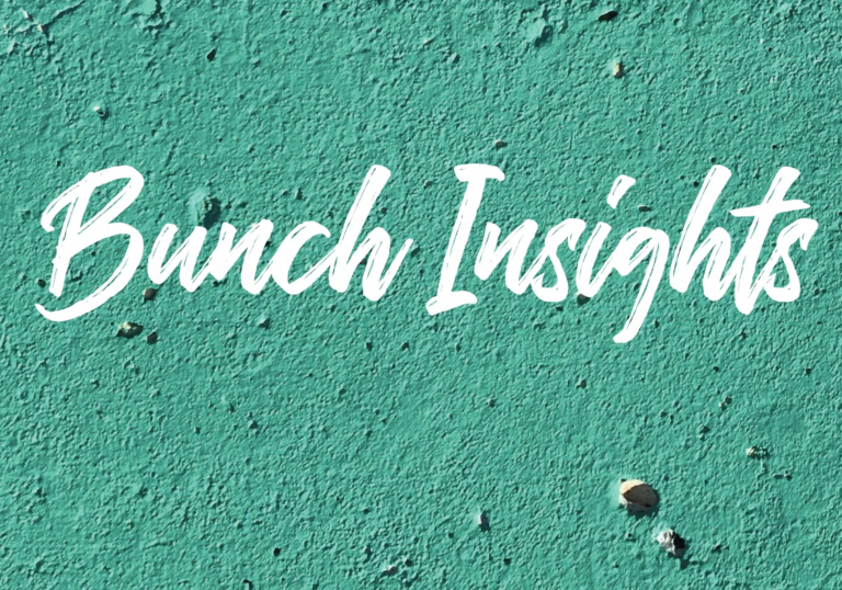 Bunch Insights